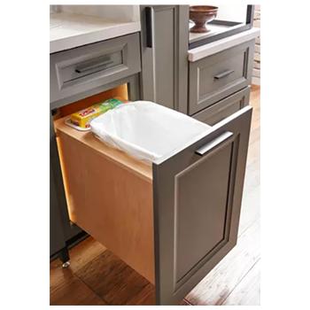 Wastebasket Cabinet Image