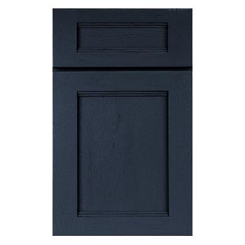 Sandia Door in Bleu Java Image