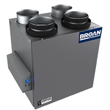 Broan® AI Series 160 CFM Energy Recovery Ventilator Image