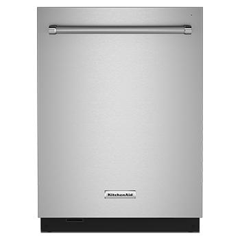 KitchenAid® 44 dBA Dishwasher with Dynamic Wash Arms and Bottle Wash Image