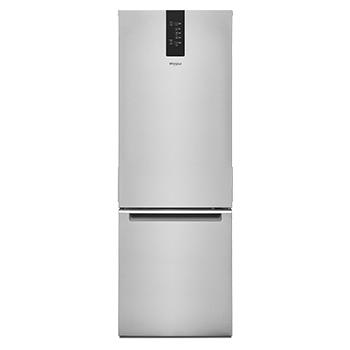 Whirlpool® 24-inch Wide Bottom-Freezer Refrigerator - 12.9 cu. ft. Image