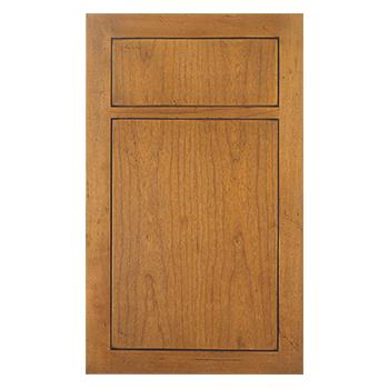 Raised-Panel Turin Doors Image
