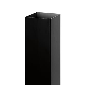 Deckorators 4x4 ALX Aluminum Post Sleeve in Textured Black Image