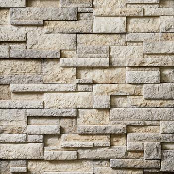 Drystack Ledgestone Panel Image